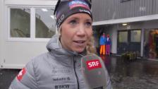 Video «Elisa Gasparin: «Das war einfach zu schlecht – fertig»» abspielen
