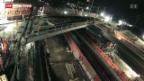 Video «Tessiner Brücke verschoben» abspielen
