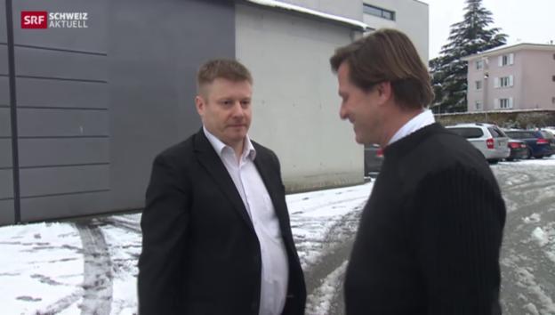 Video «Schweiz aktuell vom 29.01.2015» abspielen