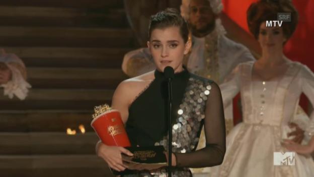 Video «Die Rede von Emma Watson» abspielen