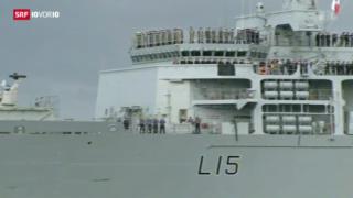 Video «Kriegsspiele um Gibraltar» abspielen