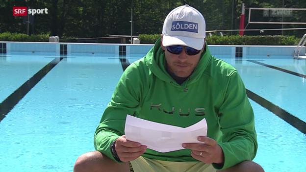 Video «Interview mit Bode Miller» abspielen