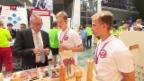 Video «Europas jüngste Unternehmer im Wettbewerb» abspielen