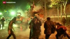 Video «Proteste in Thailand weiten sich aus» abspielen