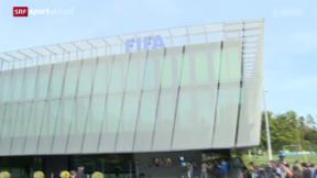 Video «Fussball: Ermittlungen gegen Blatter eingeleitet» abspielen