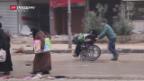 Video «Lage in Aleppo bleibt unübersichtlich» abspielen