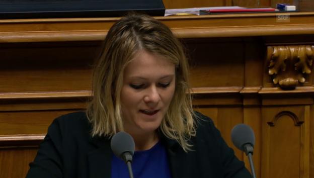 Video «Kathrin Bertschy: «Mehrproduktion lässt Preise purzeln»» abspielen