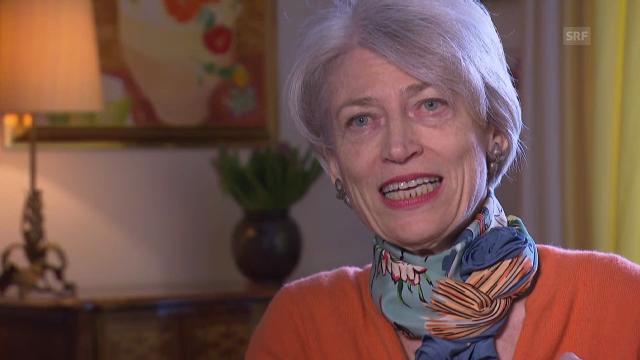 Hortensia von Roten darüber, weshalb noch heute viele Frauen in «Laufgitter» leben