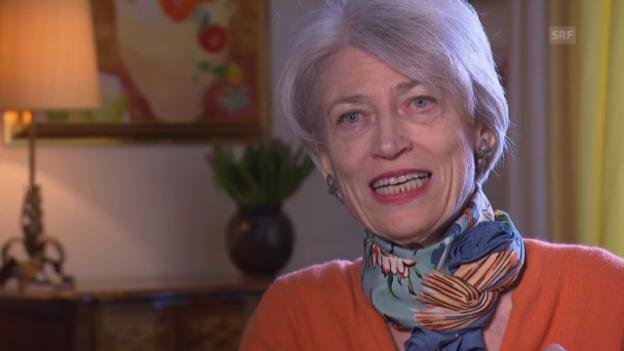 Video «Hortensia von Roten darüber, weshalb noch heute viele Frauen in «Laufgitter» leben» abspielen