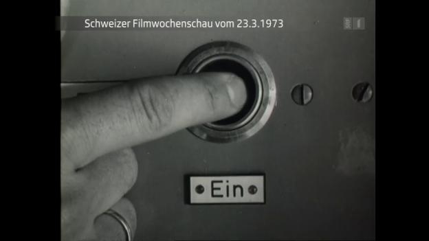 Video «Vom 23.3.1973» abspielen