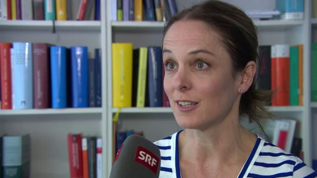 Video «Hess: «Das Gesetz wurde nicht ernst genommen»» abspielen
