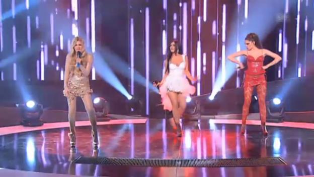 Video «Serbien: Moje 3, «Ljubav Je Svuda»» abspielen
