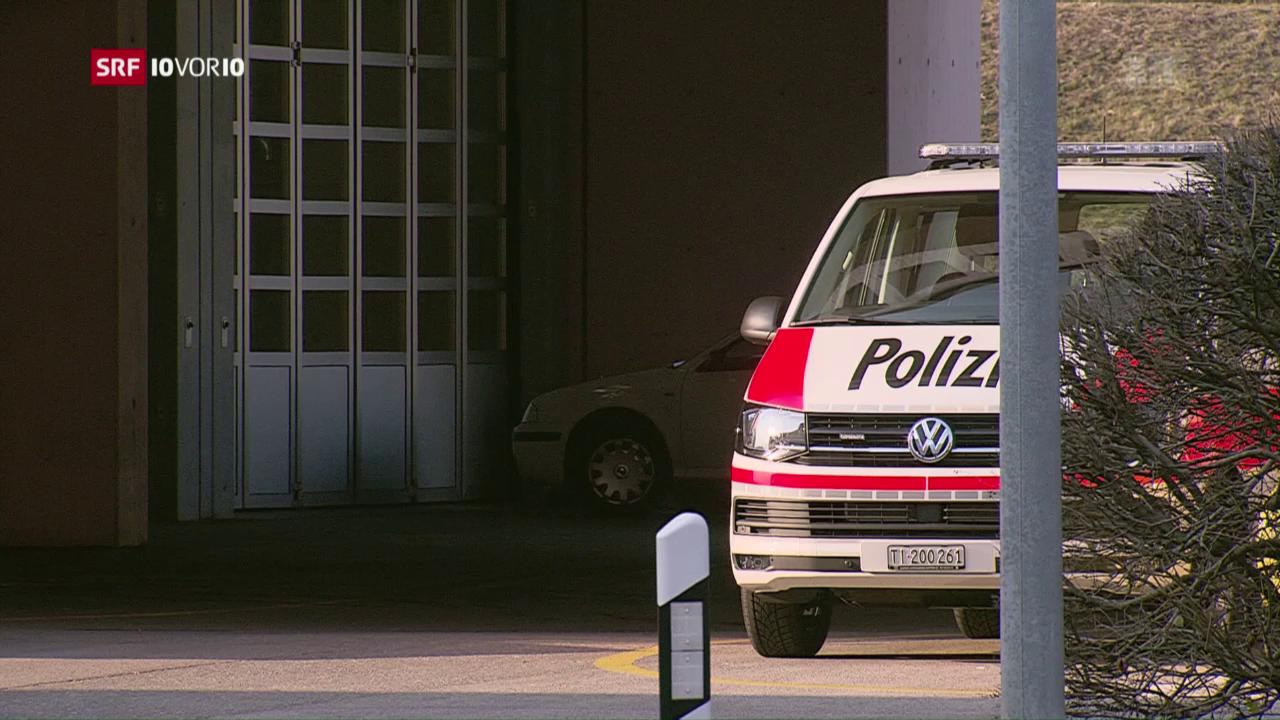 Tessin: Möglicher IS-Rekrutierer verhaftet