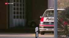 Video «Tessin: Möglicher IS-Rekrutierer verhaftet» abspielen