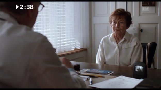 Video «Kinostart: «Die letzte Pointe»» abspielen