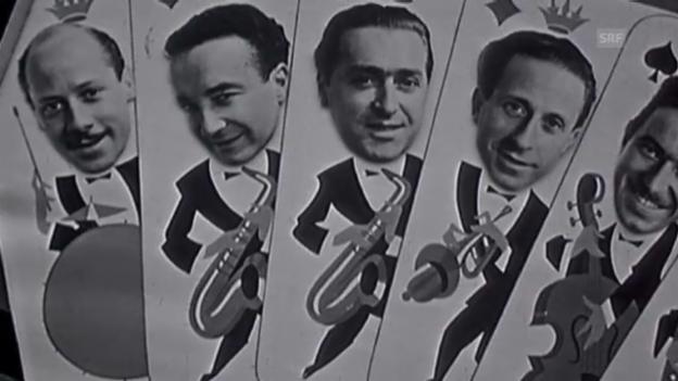 Video «Band Lanigiro: Vermutlich der erste Videoclip der Schweiz (1944)» abspielen