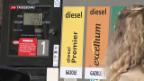 Video «Wut über Treibstoff-Preise in Frankreich» abspielen