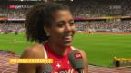 Video «Das haben die Schweizer am 2. Wettkampf-Tag gezeigt» abspielen