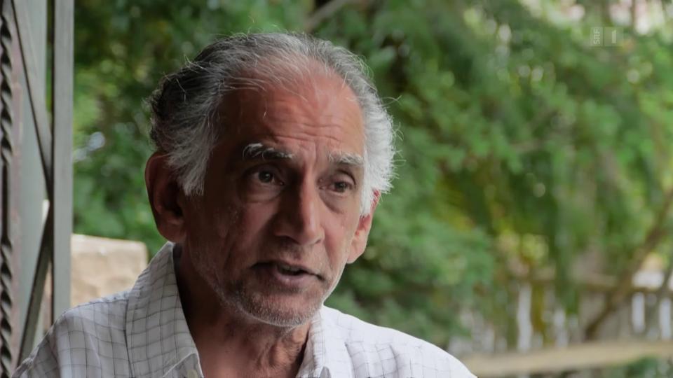 Umweltepidemiologe Bin Jalaludin: «Die Notfallabteilungen hatten es mit auffällig viel Asthmabeschwerden zu tun.»