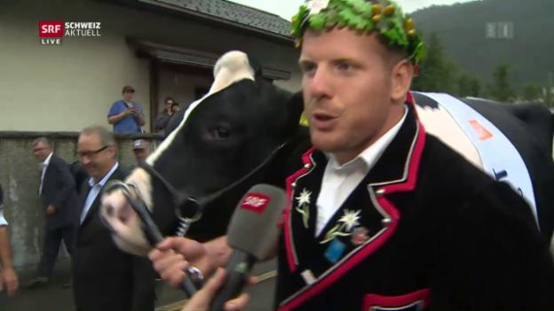 Video «Schweiz aktuell vom 29.08.2016» abspielen