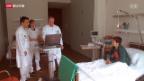 Video «Weniger lang im Spital» abspielen
