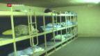 Video «Bericht entlastet Sicherheitspersonal im Asylzentrum Kreuzlingen» abspielen