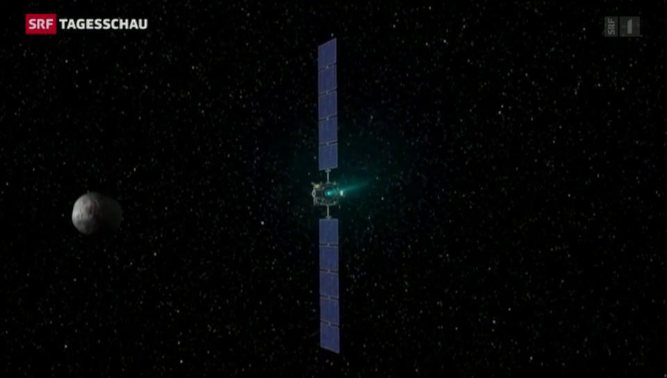 Raumsonde «Dawn» erreicht Ceres
