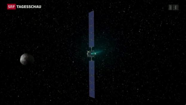 Video «Raumsonde «Dawn» erreicht Ceres» abspielen