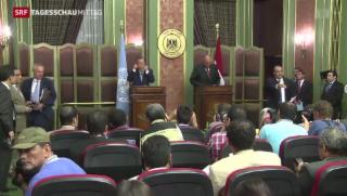 Video «Bemühungen um Waffenruhe bisher vergeblich » abspielen
