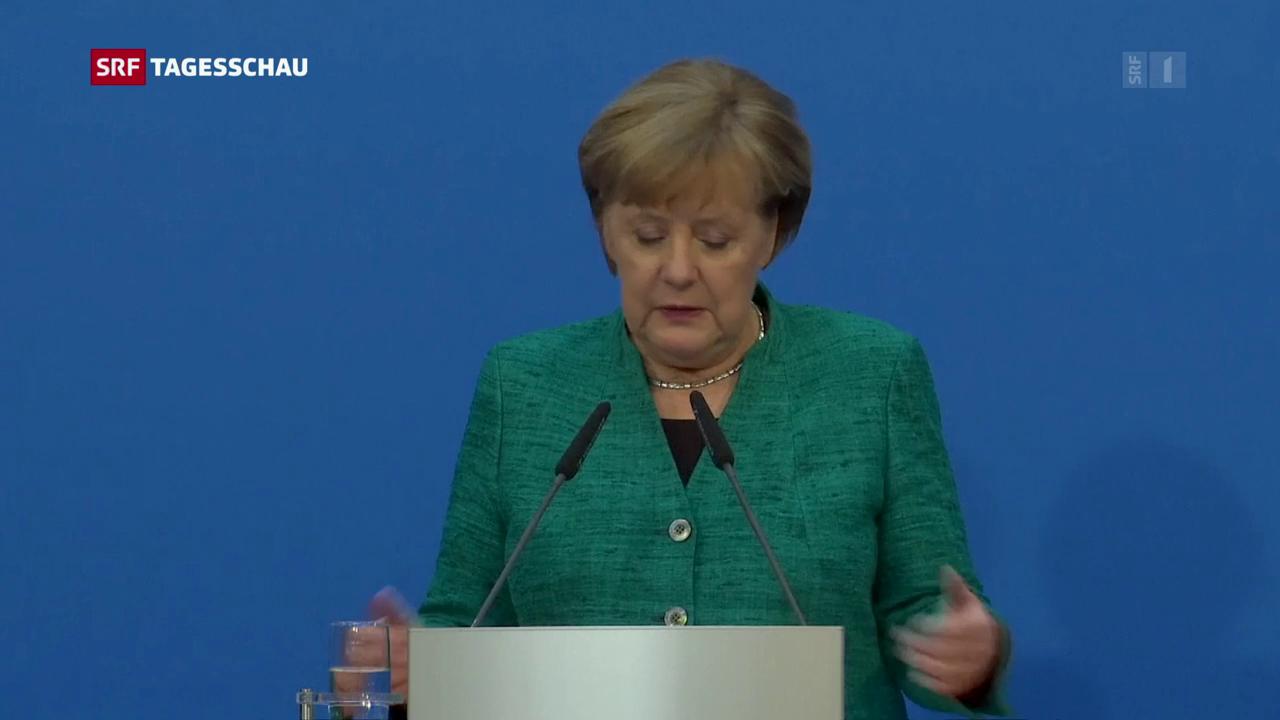 Die Regierungskoalition in Deutschland steht