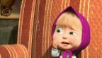 Video «Masha und der Bär (33): Es Schläckmuul» abspielen