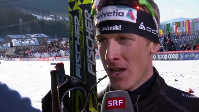 Interview Remo Fischer