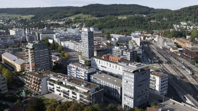 Aus dem Archiv: Die Aargauer SVP und ihre Schwäche zum Beispiel in Baden