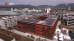 Video «Hochsicherheitsgebäude für Swissgrid» abspielen