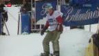 Video «Fabien Rohrer wurde «geröstet» in seinem Olympia-Mantel» abspielen