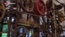 Video «Tinguelys Musik-Maschinen» abspielen