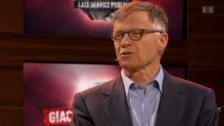 Video «Talk: Peter Wanner» abspielen