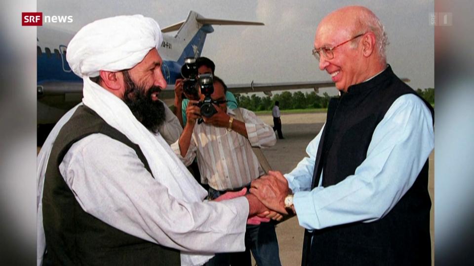 Aus dem Archiv: Taliban präsentieren neue Übergangsregierung