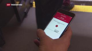 Video «Datensammlung und Sparticket bei der SBB» abspielen