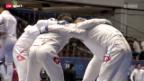 Video «Fechten-WM: Team-Wettkampf Degen» abspielen