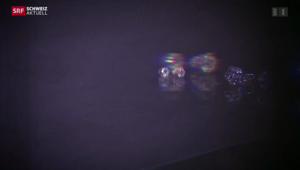 Gefängnisstrafe für filmreifen Diamanten-Dieb