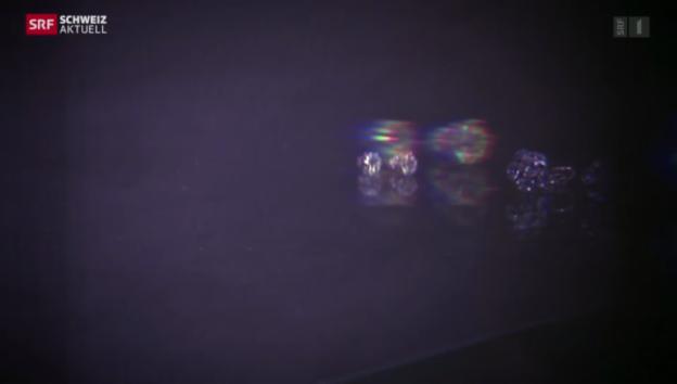Video «Gefängnisstrafe für filmreifen Diamanten-Dieb» abspielen