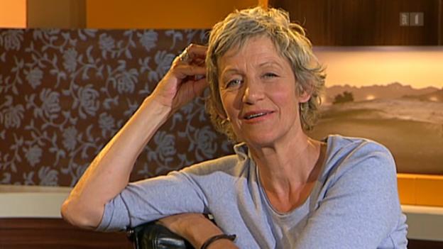 """Video «Telefon-Talk mit Barbara Bürer zum Thema """"Ich musste!""""» abspielen"""