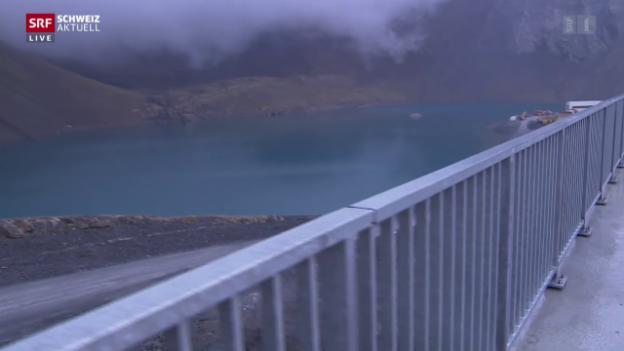 Video «Längste Staumauer fertiggestellt» abspielen