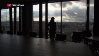 Video «Marginaler Frauenanteil in den Chefetagen» abspielen