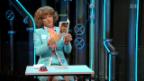 Video «Margrit Bornet - Ist noch Single» abspielen