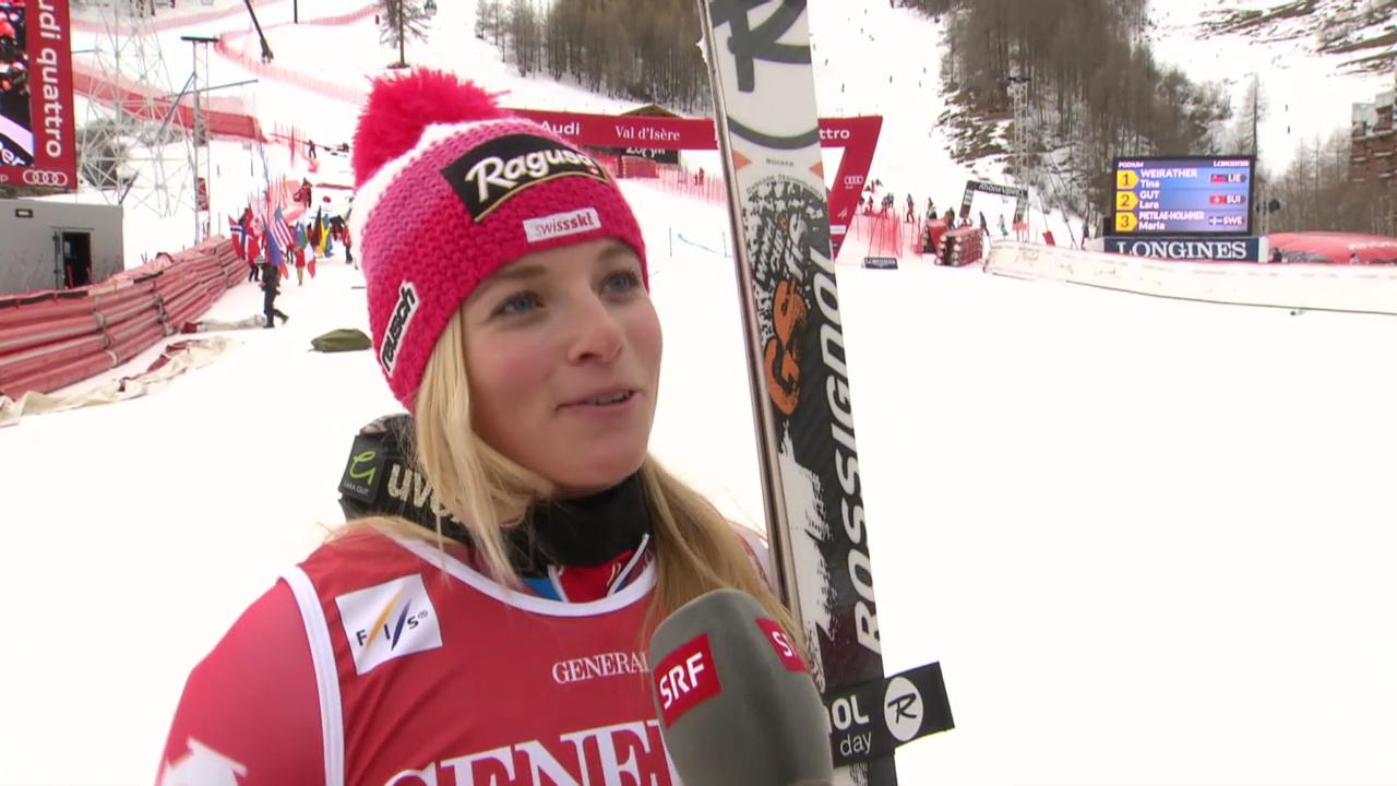 Ski alpin: Interview mit Lara Gut