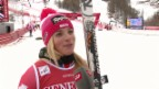 Video «Ski alpin: Interview mit Lara Gut» abspielen