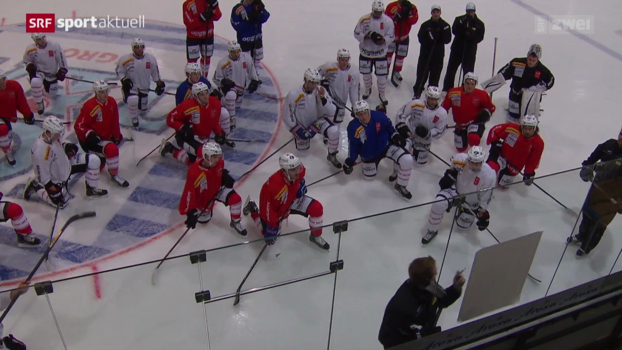 Eishockey: Vorschau auf die Arosa Challenge
