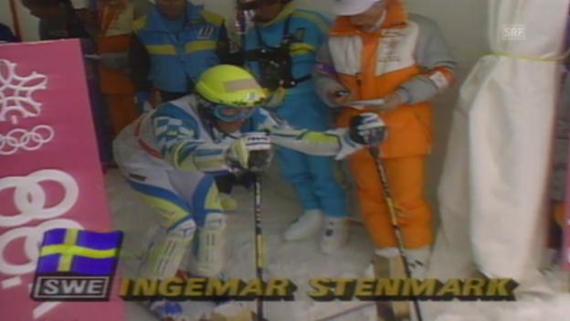 Video «Calgary 1988: Der letzte grosse Auftritt» abspielen
